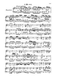 Иисус Навин, HWV 64: Happy, oh, thrice happy we. Aria for soprano by Георг Фридрих Гендель