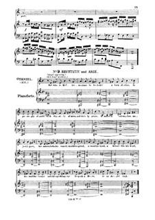 Иисус Навин, HWV 64: Awful, pleasing being, say.. Aria for alto by Георг Фридрих Гендель