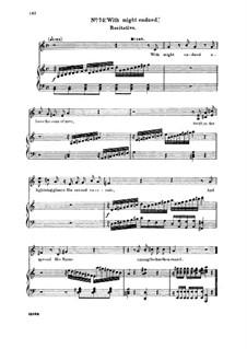 Самсон, HWV 57: The Holy One of Israel. Recitative and Aria for alto/countertenor by Георг Фридрих Гендель