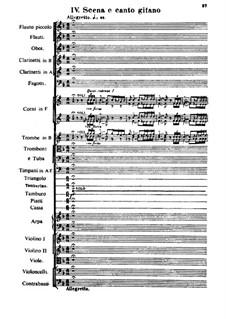 Испанское каприччио, Op.34: Часть IV by Николай Римский-Корсаков
