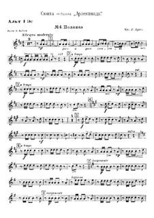 Сюита из балета 'Арлекинада': No.4 Полонез by Риккардо Дриго