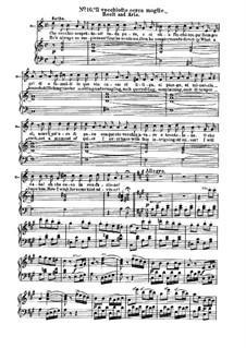Севильский цирюльник: Nr.16-18 для солистов, хора и фортепиано by Джоаккино Россини