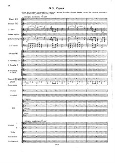 Мазепа, TH 7: Действие I, No.3 Сцена by Петр Чайковский