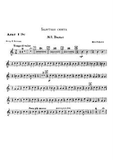 Ballet Suite: No.3 Waltz by Риккардо Дриго