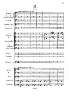 Концерт для виолончели с оркестром си минор, B.191 Op.104: Часть III by Антонин Дворжак