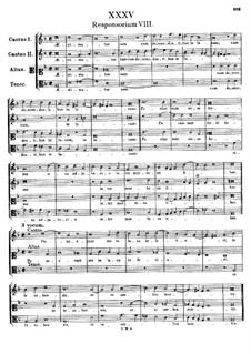 Aestimatus sum: Aestimatus sum by Томас Луис де Виктория