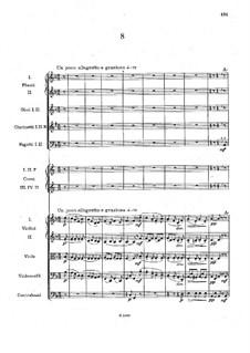 Легенды для оркестра, B.122 Op.59: No.8 фа мажор by Антонин Дворжак