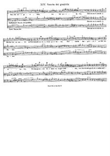 Sancta dei genitrix: Sancta dei genitrix by Джон Данстейбл