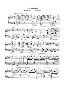 Фантастические пьесы, Op.12: No.2 Aufschwung (Soaring) by Роберт Шуман
