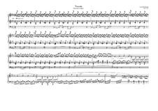 No.4 Токката: Для органа (high quality sheet music) by Леон Боэльман