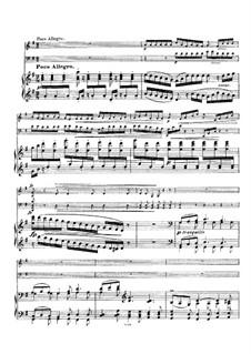 Струнный секстет No.2 соль мажор, Op.36: Часть IV. Версия для фортепианного трио by Иоганнес Брамс