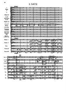 Симфония No.1 до минор, WAB 101: Часть II by Антон Брукнер