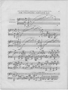 Полонез-фантазия ля-бемоль мажор, Op.61: Для фортепиано (Первое издание) by Фредерик Шопен