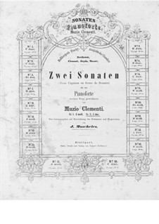 Два каприччио, Op.47: Каприччио No.2 by Муцио Клементи