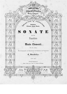 Три сонаты, Op.50: Соната No.1 by Муцио Клементи