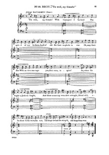 Иуда Маккавей, HWV 63: Call forth thy pow'rs, my soul! Recitative and aria for tenor by Георг Фридрих Гендель