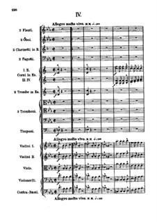 Симфония No.1 ми-бемоль мажор: Часть IV by Александр Бородин