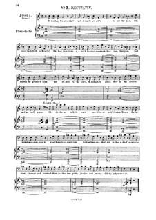 Иисус Навин, HWV 64: O first in wisdom, first in pow'r. Recitative and Aria for bass by Георг Фридрих Гендель