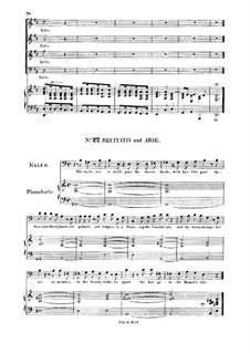 Иисус Навин, HWV 64: See the raging flames arise. Recitative and Aria for bass by Георг Фридрих Гендель