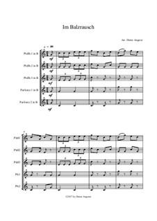Im Balzrausch, Op.129: Im Balzrausch by Dieter Angerer