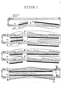 Большие этюды по Паганини, S.141: Сборник by Франц Лист