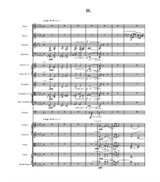 Часть II (Ларго): Full score by Антонин Дворжак