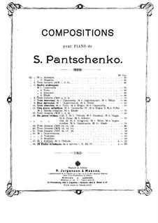 Две прелюдии, Op.57: No.1 Прелюдия ре мажор by Семён Панченко