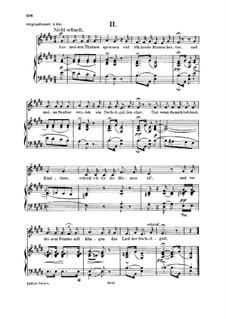 No.2 Цветов венок душистый: Для голоса и фортепиано by Роберт Шуман