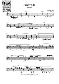 Fannycilla - Mazurka, Op.14: Fannycilla - Mazurka by Antonio Alba