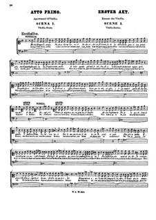 Вся опера: Акт I by Вольфганг Амадей Моцарт