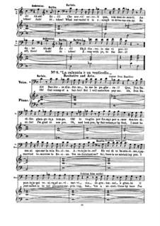 Севильский цирюльник: La calunnia e un venticello by Джоаккино Россини