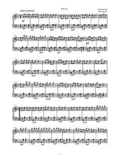 Полька, Op.17: Полька by Марина Акулян