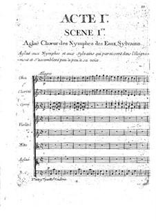 Эхо и Нарцисс: Акт I by Кристоф Виллибальд Глюк