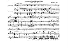 Zwei Balladen. Nr.1 Goldschmied's Töchterlein, Op.8: Zwei Balladen. Nr.1 Goldschmied's Töchterlein by Карл Лёве