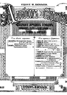 Шестьдесят этюдов для скрипки, Op.45: Книга II by Франц Вольфарт