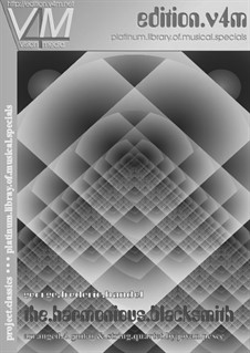 Сюита No.5 ми мажор, HWV 430: Movement III, for strings and guitar by Георг Фридрих Гендель