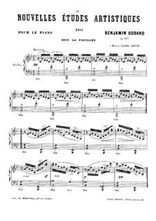 Новые артистические этюды, Op.107: Сборник by Бенжамин Годар