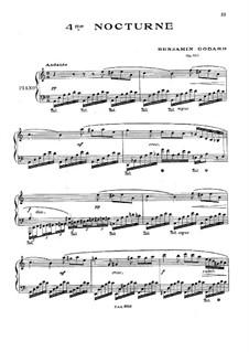 Ноктюрн No.4 ля минор, Op.150: Ноктюрн No.4 ля минор by Бенжамин Годар