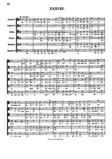 Beata es, virgo Maria, quae Dominum portasti: Beata es, virgo Maria, quae Dominum portasti by Яков Гендль