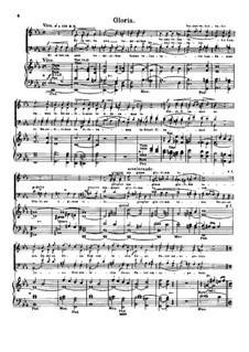 Stella maris, Op.141: Gloria by Петер Гризбахер