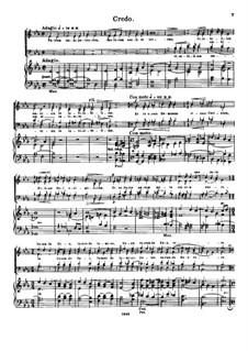 Stella maris, Op.141: Credo by Петер Гризбахер