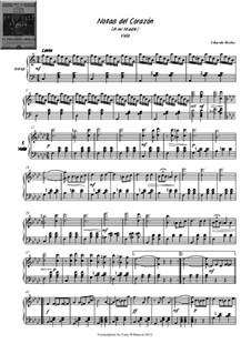 Notas del Corazón - Vals: Notas del Corazón - Vals by Eduardo Arolas