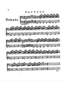 Соната для клавесина или фортепиано в четыре руки, Op.10: Соната для клавесина или фортепиано в четыре руки by Леопольд Кожелух