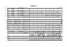 Всё Иисусу отдаю я: For big band by Winfield Scott Weeden