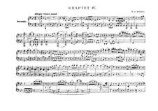 Квартет для струнных No.17 си-бемоль мажор 'Охота' , K.458: Переложение для фортепиано в четыре руки by Вольфганг Амадей Моцарт