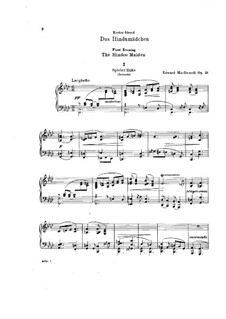 Moon Pictures for Piano Four Hands, Op.21: Moon Pictures for Piano Four Hands by Эдвард Макдоуэлл