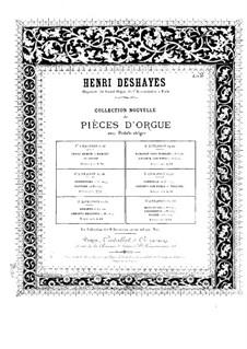 Offertoire and Fanfare, Op.18: Offertoire and Fanfare by Анри Дегей