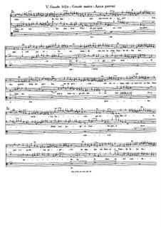 Gaude felix: Gaude felix by Джон Данстейбл