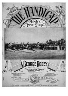 The Handicap: Для фортепиано by Джордж Роузи
