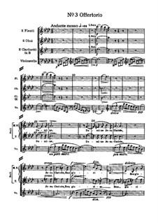 Реквием: No.3 Офферторий by Джузеппе Верди